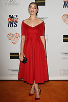 CENTURY CITY, CA, USA - MAY 02: Crystal Reed at the 21st Annual Race To Erase MS Gala held at the Hyatt Regency Century Plaza on May 2, 2014 in Century City, California, United States. (Photo by Celebrity Monitor)