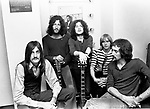 Fleetwood Mac 1968 Mick Fleetwood, Peter Green, Jeremy Spencer, Danny Kirwan and John McVie<br /> &copy; Chris Walter
