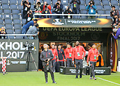2017 Europa League Cup Final Training Sessions May 23rd