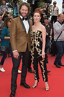 TJ Miller &amp; Kate Miller at the premiere for &quot;Wonderstruck&quot; at the 70th Festival de Cannes, Cannes, France. 18 May 2017<br /> Picture: Paul Smith/Featureflash/SilverHub 0208 004 5359 sales@silverhubmedia.com