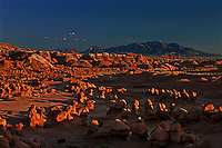 751000024 hoodoo formations in the high desert of goblin valley state park utah united states