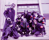 SLIPKNOT (SESSION - MINNEAPOLIS)