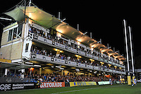 A view of the IPL Stand at the Recreation Ground. Aviva Premiership match, between Bath Rugby and Northampton Saints on September 14, 2012 at the Recreation Ground in Bath, England. Photo by: Patrick Khachfe / Onside Images