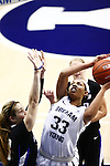 15-16 BYU Women's Basketball vs Portland