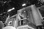 George H W Bush at the final night of the Republican National Convention.