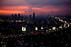 Manila at dusk, 2009.