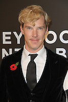 Benedict Cumberbatch Grey Goose Winter Ball to benefit the Elton John AIDS Foundation, Battersea Evolution, London, UK, 29 October 2011:  Contact: Rich@Piqtured.com +44(0)7941 079620 (Picture by Richard Goldschmidt)