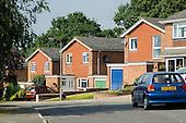 Detached houses, Cranleigh, Surrey.