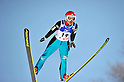 Yuki Ito (JPN),.MARCH 4, 2012 - Ski Jumping : FIS Ski Jumping World Cup Ladies in Zao, Individual the 13th Competiiton HS100 at Jumping Hills Zao,Yamagata ,Japan. (Photo by Jun Tsukida/AFLO SPORT) [0003].