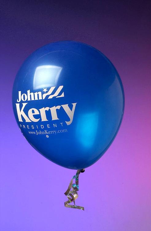 16574 John Kerry Presidential Campaign Balloon