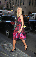 NEW YORK, NY-September 14: Ivanka Trump at  Fox & Friends  at the about her father Donald Trump push for better child care in New York. September 14, 2016. Credit:RW/MediaPunch