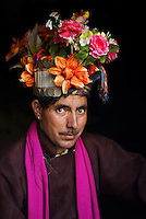 Dahanu Valley, Ladakh, northern India, 2006. <br />