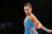 Irina Risenzon of Israel performs at 2010 World Cup at Portimao, Portugal on March 13, 2010.  (Photo by Tom Theobald).
