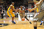 "Ole Miss' Jarvis Summers (32) vs. McNeese State at the C.M. ""Tad"" Smith Coliseum in Oxford, Miss. on Tuesday, November 20, 2012. .."