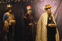The Santa Monica Nativity Scene:Scene 10 Three Wise Men - First Presbyterian Church, on Tuesday, December 12, 2010.