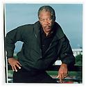 Morgan Freeman.<br /> Com&eacute;dien.