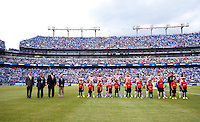 USMNT vs. El Salvador, Sunday, July 21, 2013