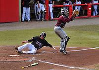 NCAA Baseball: Threen-run seventh inning breaks open close game as VMI defeats Maryland-Eastern Shore, 7-3