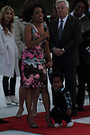 Rhonda Ross and son Raif-Henok Attend The 2012 Skating with the Stars honoring Vera Wang, Ellen Lowey, and Rhonda Ross: A benefit gala for Figure Skating in Harlem, Held at Wollman Rink in Central Park NY   4/2/12