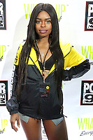 PHILADELPHIA, PA - OCTOBER 28 :  Dreezy pictured backstage at Powerhouse 2016 at the Wells Fargo Center in Philadelphia, Pa on October 28, 2016  photo credit Star Shooter/MediaPunch