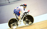 Picture by Simon Wilkinson/SWpix.com - 03/03/2017 - Cycling 2017 UCI Para-Cycling Track World Championships, Velosports Centre, Los Angeles USA - Jody Cundy wins