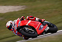 June 24, 2010 - Assen, Holland - Australian rider Casey Stoner powers his bike during practices for the Dutch Grand Prix at Assen, Holland, on June 24, 2010. (Photo Andrew Northcott/Nippon News)..