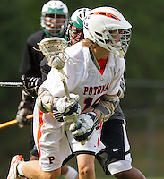 PS Lacrosse Boys Varsity 2010-11 vs Maret