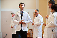 White Coat Ceremony, class of 2015. Bruno Cardoso.