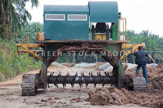 soil turning machine