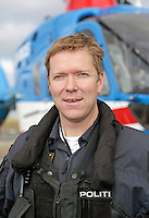 Norwegian Police Helicopter pilot Gunnar Arnekleiv