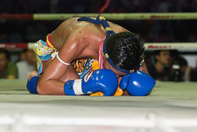 Muay Thai Kick Boxing