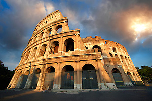 Pictur of The Colosseum Rome