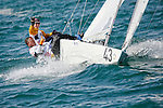 Bow n: 43, Skipper: Schneider Stefan, Crew: Seeberger Uli, Sail n: GER 7860