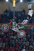 Red Bull X-Fighters 2012. Madrid