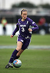 Portland's Megan Rapinoe. The University of Portland Pilots defeated the UCLA Bruins 4-0 to win the NCAA Division I Women's Soccer Championship game at Aggie Soccer Stadium in College Station, TX, Sunday, December 4, 2005.