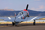 Yak 3U Steadfast on the ramp at the 2011 Reno National Championship Air Races