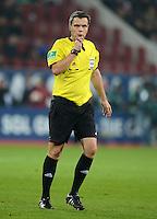 FUSSBALL   1. BUNDESLIGA  SAISON 2012/2013   9. Spieltag FC Augsburg - Hamburger SV           26.10.2012 Schiedsrichter Michael Weiner