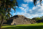 The Mayan ruins of Tazumal are a Pre-Colombian archeological site in Chalchuapa, El Salvador.  The ruins of Tazumal are considered the most important and best perserved in El Salvador.