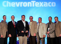 22 March 2005: Chevron Texaco Meeting in Orlando Florida at the Marriott World Trade Center.  Tuesday Night Diamond Awards.