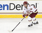 Mary Restuccia (BC - 22) - The visiting Boston University Terriers defeated the Boston College Eagles 1-0 on Sunday, November 21, 2010, at Conte Forum in Chestnut Hill, Massachusetts.