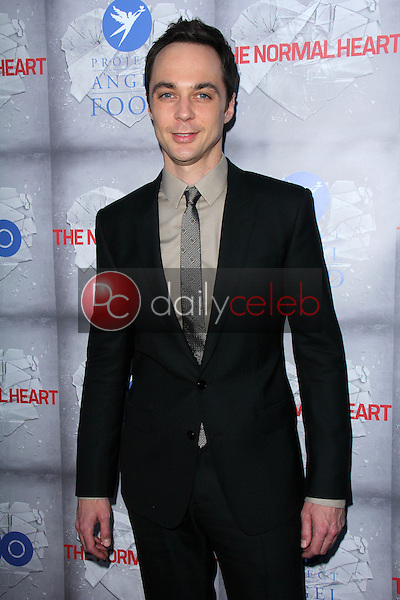 Jim Parsons<br /> at the HBO Premiere of &quot;The Normal Heart,&quot; WGA Theater, Beverly Hills, CA 05-19-14<br /> David Edwards/DailyCeleb.com 818-249-4998