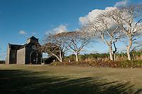 Mauritius. NOTRE DAME DE LA SALETTE church.