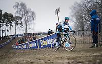 Michael Vanthourenhout (BEL/Marlux-NapoleonGames)<br /> <br /> elite men's race<br /> GP Sven Nys 2017