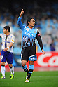 Kosei Shibasaki (Frontale), MAY 29th, 2011 - Football : 2011 J.League Division 1 match between between Kawasaki Frontale 2-1 Gamba Osaka at Todoroki Stadium in Kanagawa, Japan. (Photo by AFLO).