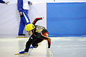 Ryosuke Sakazume (JPN), FEBRUARY 1, 2011 - Short Track : the men's 500m short track skating preliminaries during the 7th Asian Winter Games in Astana, Kazakhstan. (Photo by AFLO) [0006]