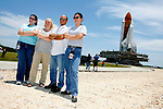 May 2006 Space Shuttle Roll Out