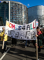 "30.01.2016 - ""March Against The Housing Bill"""