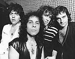 Dio 1983 Jimmy Bain, Ronnie James Dio, Viv Campbell, Vinnie Appice....