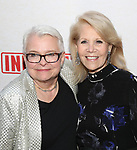Paula Vogel and Daryl Roth attends the Broadway Opening Night Performance of  'Indecent' at The Cort Theatre on April 18, 2017 in New York City.