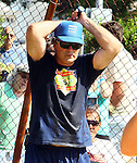 63rd Annual Hamptons Aritsts & Writers Charity Softball Game New York Aug. 20, 2011